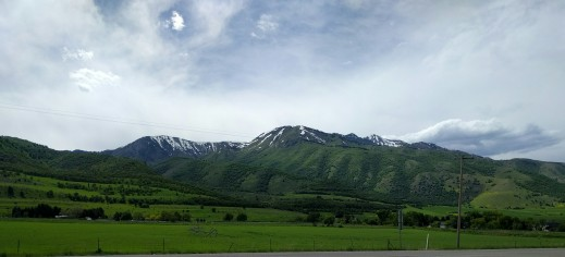Cache County Mountains